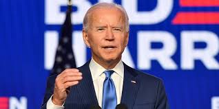 Joe Biden announced as 46th President