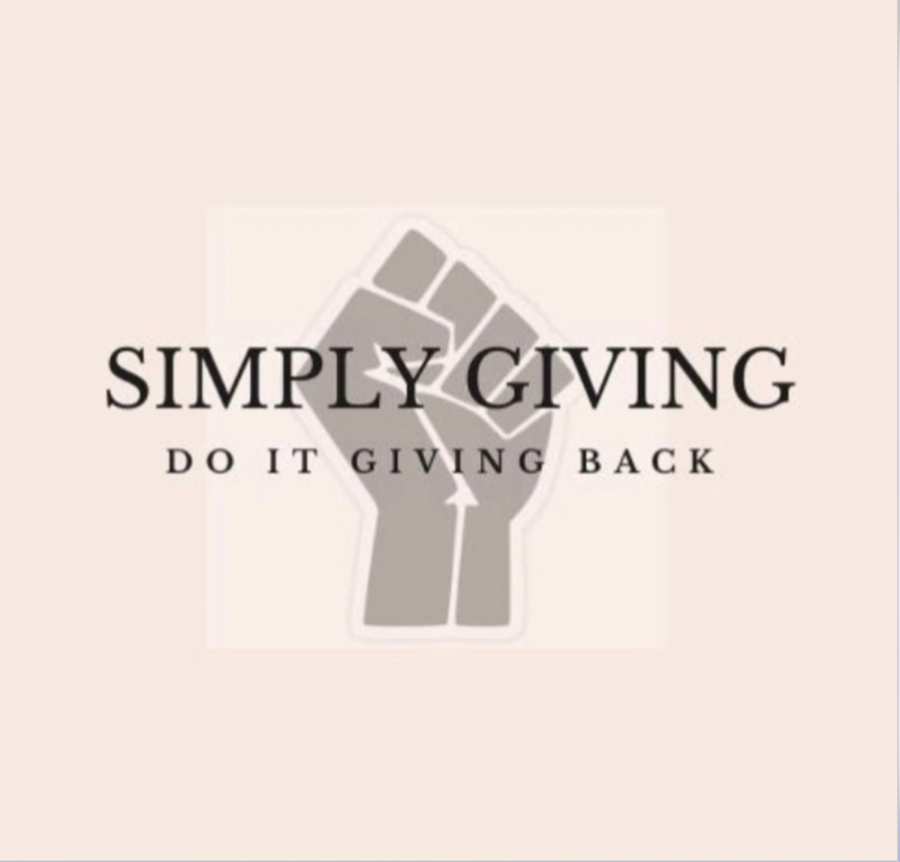 Simply Giving's powerful logo