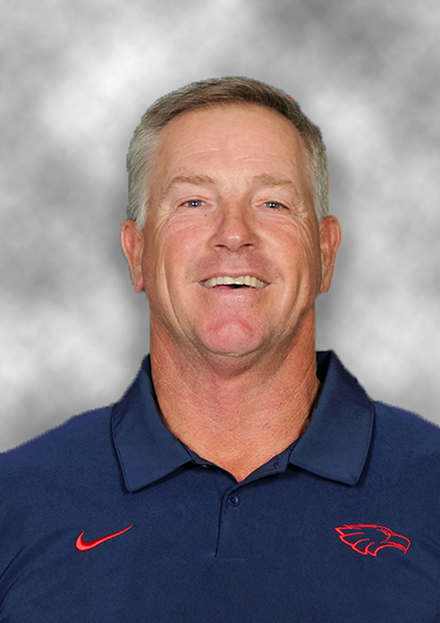 Terry Gambill, head football coach at Allen High School since 2016, announced his retirement this week.   Image courtesy of Dave Stock Photography.