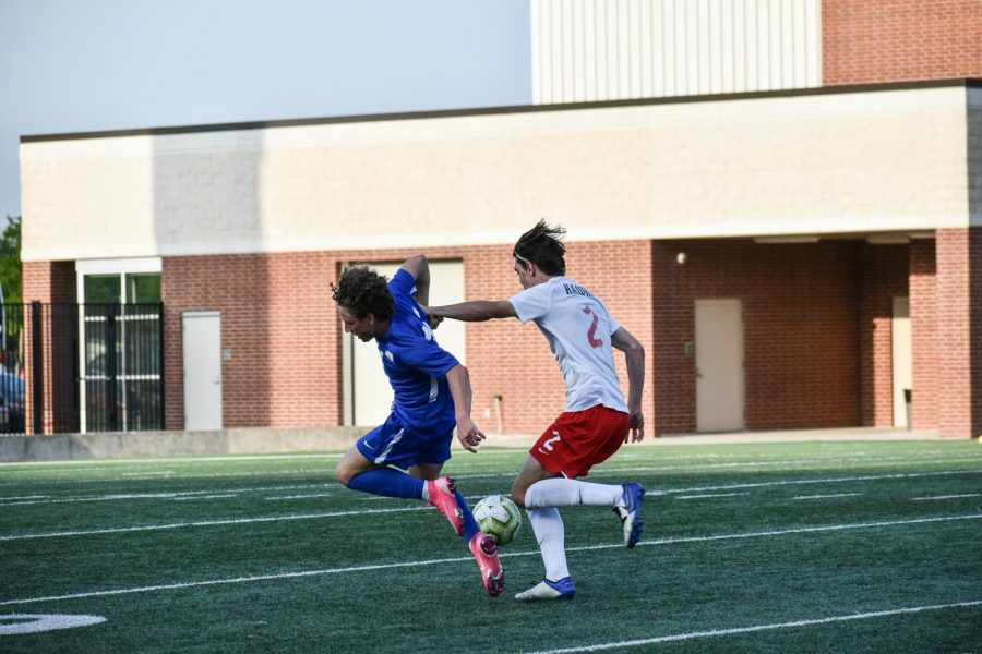 Allen Eagles Varsity Boys Soccer Lose to Rockwall-Heath in State Semifinal